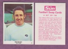 Derby County Dave Mackay Scotland 75